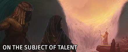 On the Subject of Talent