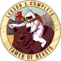 Tamer of Beasts