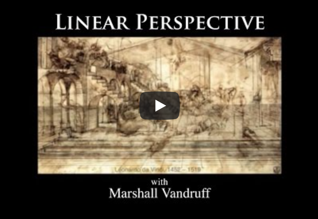 Marshall Vandruff's Linear Perspective Videos