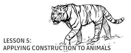 Applying Construction to Animals